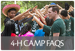 About 4-H Camp