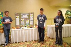 plant science national qualifier