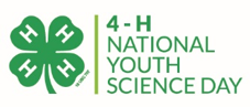 National Youth Science Day logo