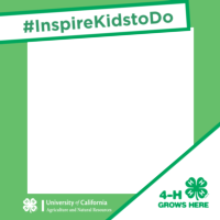 Click to download Inspire Kids to Do photo booth frame (PDF, 24x24)