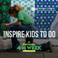 2. National 4-H Week-Civic Engagement