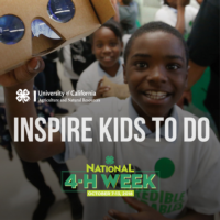 3. National 4-H Week - STEM
