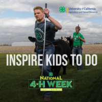 4. National 4-H Week - Animal Science
