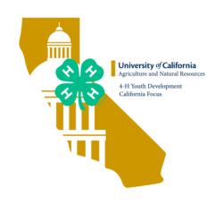4-H California Focus logo