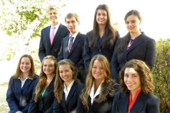 2012-2013 SA Team