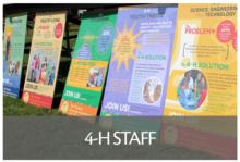 4-H Staff