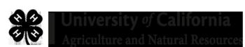 4-H UC ANR logo_BW PNG