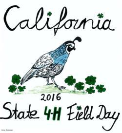 Logo by Anna Sorensen, Conejo Simi 4-H Club, Ventura County