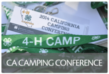 Camping Conference