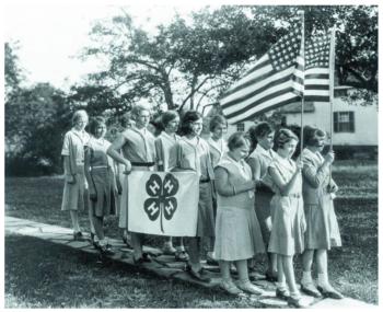 1930s 4-H Uniforms