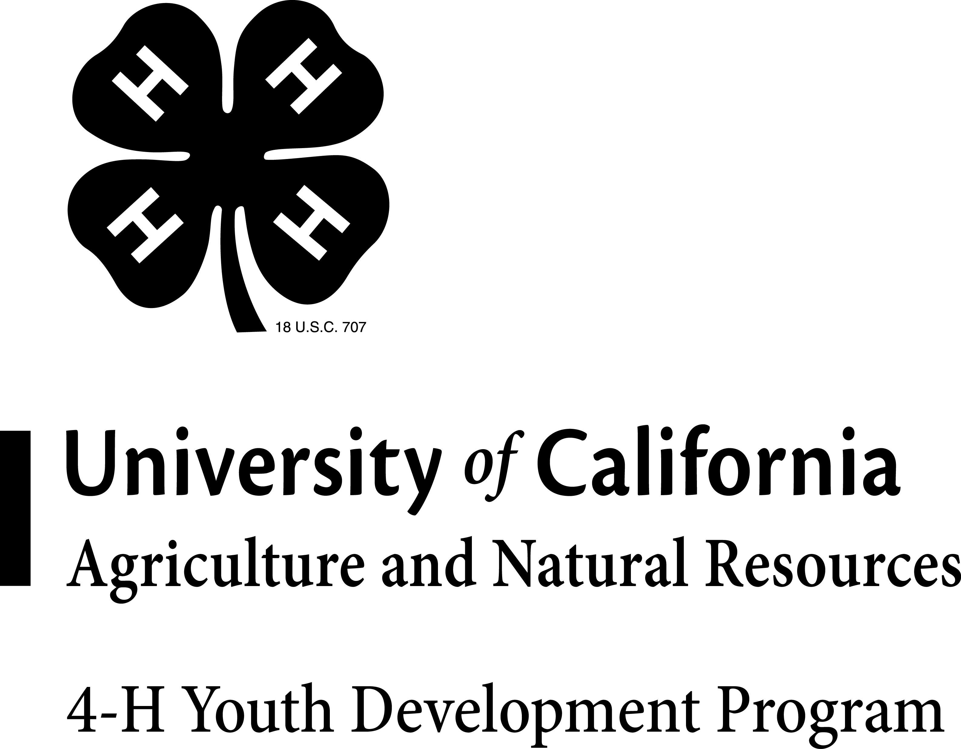 Uc Anr 4 H Branding Toolkit Uc 4 H Youth Development Program