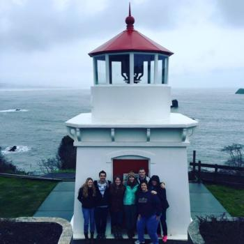 Some of the Planning Team took a trip to Humboldt in early 2016 to visit the campus!