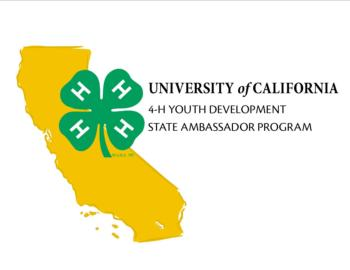 4-H State Ambassador Logo