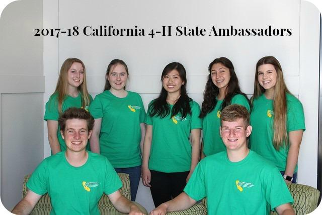 2017-18 State Ambassadors