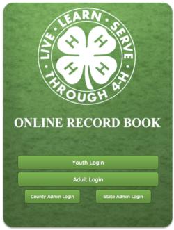 ORB login page